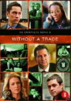 Without a Trace  Serie 2 (4DVD)