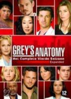 Grey's Anatomy  Seizoen 4 (5DVD)