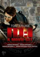Mission: Impossible 1 t|m 4 (Dvd)