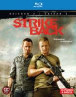 Strike Back  Seizoen 2 (Bluray)