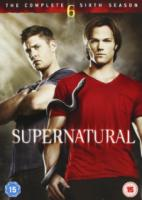 Supernatural  Seizoen 6 (Import)