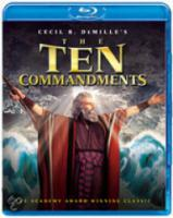 Ten Commandments (1956) (Bluray)