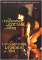 The Unbearable Lightness Of Being