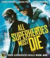 All Superheroes Must Die (Bluray)