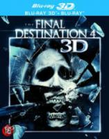 Final Destination 4 (3D+2D Bluray)