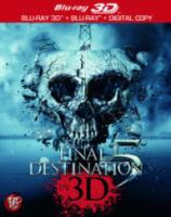 Final Destination 5 (3D+2D Bluray)