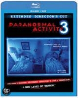 Paranormal Activity 3 (Bluray+Dvd)