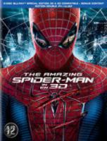 The Amazing SpiderMan (3D Bluray)