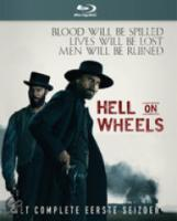 Hell On Wheels  Seizoen 1 (Bluray)
