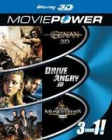 Moviepower Box 2: Actie (3D Bluray)