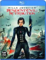 Resident Evil: Retribution (Bluray)