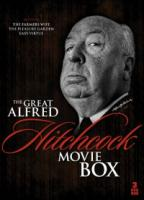 The Great Alfred Hitchcock Movie Box