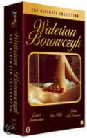 Walerian Borowczyk Collection (3DVD)
