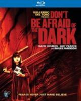 Don't Be Afraid Of The Dark (Bluray)