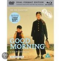 Good Morning (Import) [DVD + Bluray]