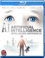 A.I. Artificial Intelligence (Bluray)