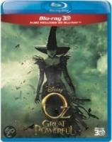 Oz The Great And Powerful (3D Bluray)