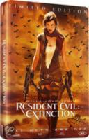 Resident Evil: Extinction (Metal Case)