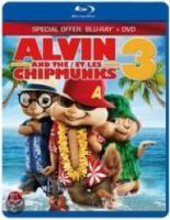 Alvin And The Chipmunks 3 (Bluray+Dvd)
