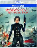 Resident Evil: Retribution (3D Bluray)