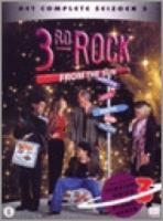 3rd Rock From The Sun  Seizoen 3 (4DVD)