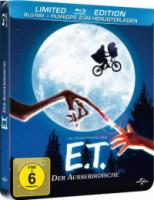 E.T. The ExtraTerrestrial (Bluray+Dvd)