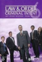 Law & Order :Criminal Intent  Seizoen 6
