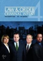 Law & Order: Criminal Intent  Seizoen 4