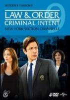 Law & Order: Criminal Intent  Seizoen 9