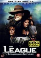 League Of Extraordinary Gentlemen (1DVD)