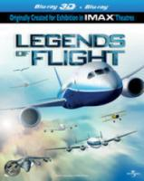 Legends Of Flight (3D+2D Bluray) (IMAX)