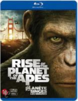 Rise Of The Planet Of The Apes (Bluray)