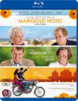 The Best Exotic Marigold Hotel (Bluray)
