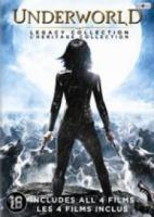 Underworld  The Legacy Collection (Dvd)
