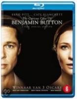 Curious Case Of Benjamin Button (Bluray)