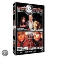 Music & Movies  Year Of The Gun (Dvd+Cd)