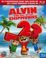 Alvin And The Chipmunks 1, 2 & 3 (Bluray)