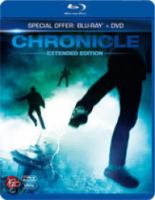 Chronicle (Extended Edition) (Bluray+Dvd)