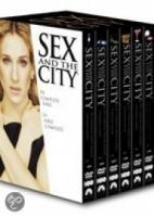 Sex And The City  seizoen 1 t|m 6 (18DVD)