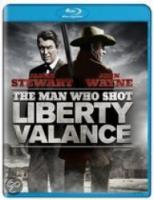 The Man Who Shot Liberty Valance (Bluray)
