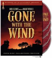Gone with the Wind (4DVD) (Special Edition)