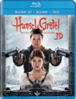 Hansel & Gretel: Witch Hunters (3D Bluray)