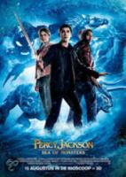 Percy Jackson: Sea Of Monsters (3D Bluray)