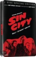 Sin City (2DVD)(Special Edition)(Steelbook)
