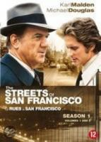 Streets Of San Francisco  Seizoen 1 (8DVD)
