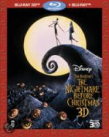 The Nightmare Before Christmas (3D Bluray)