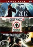 2012 | District 9 | Terminator 4  Salvation