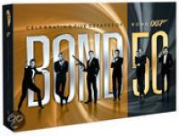 James Bond  50th Anniversary Dvd Collection