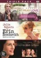 Eat Pray Love|Erin Brockovich|Mona Lisa Smile
