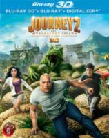 Journey 2: The Mysterious Island (3D Bluray)